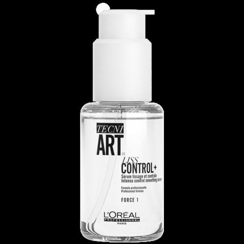 L'Oreal TecniArt Liss Control+ Serum - 50ml