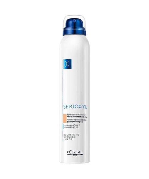 L'Oreal Serioxyl Volumising Coloured Blonde Spray - 200ml