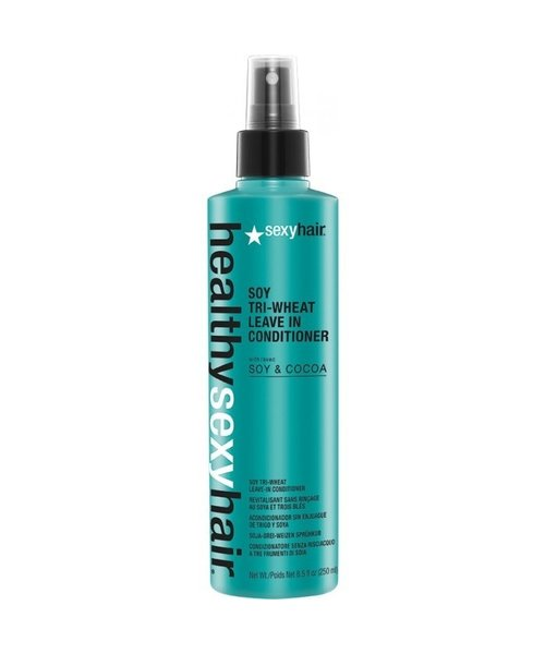 SexyHair Healthy Soy Tri-Wheat Leave In Conditioner - 250ml