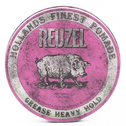 Reuzel Grease Heavy Hold Pomade (Roze)