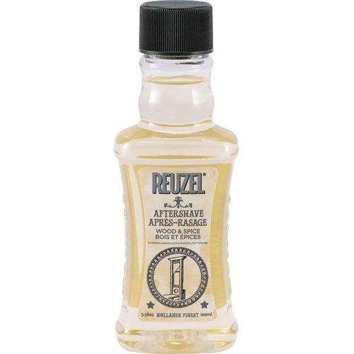 Reuzel Wood & Spice Aftershave - 100ml