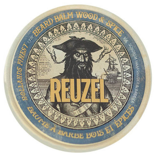 Reuzel Wood & Spice Beard Balm - 35gr.