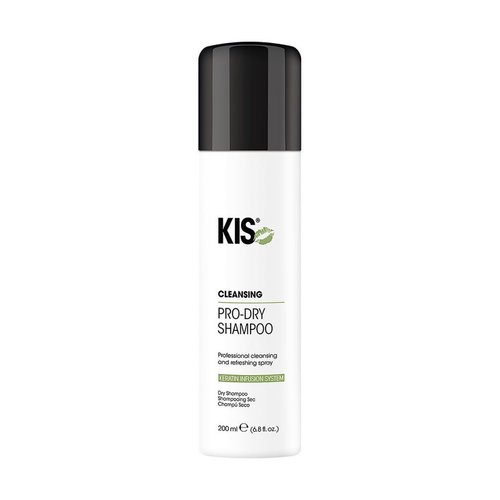 KIS-Kappers Cleansing Pro Dry Shampoo - 200ml
