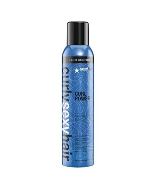 SexyHair Curly Curl Power Bounce Mousse - 250ml