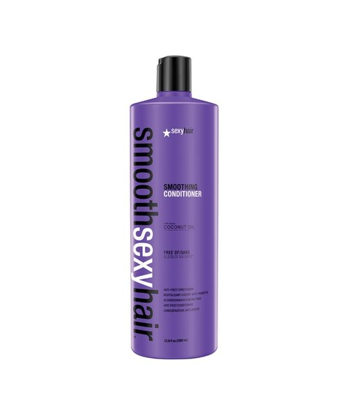 SexyHair Smooth Sulfate Free Anti-Frizz Smoothing Conditioner