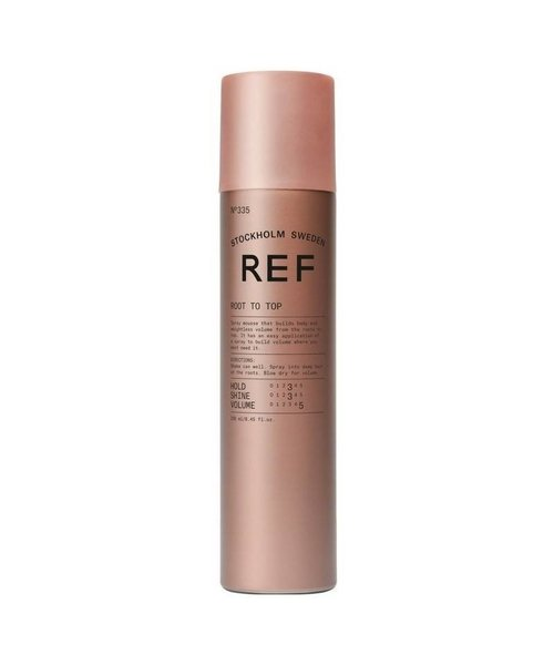 REF Root To Top Spray Mousse 335 - 250ml