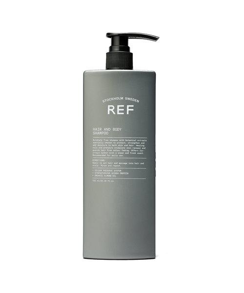 REF Hair And Body Shampoo