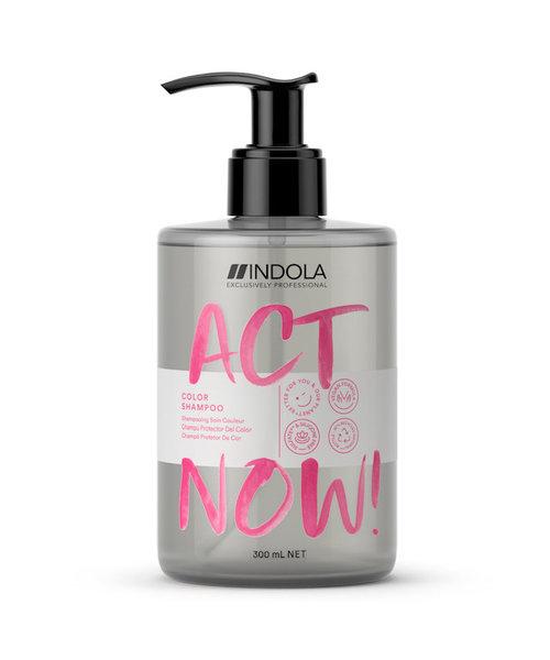 Indola ActNow Color Shampoo