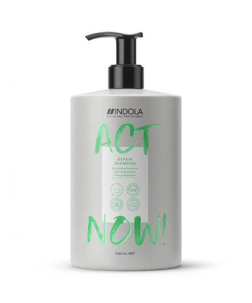Indola ActNow Repair Shampoo
