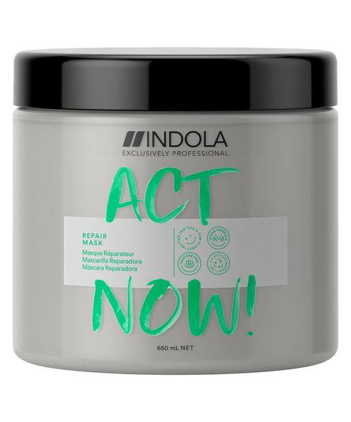 Indola ActNow Repair Mask - 200ml