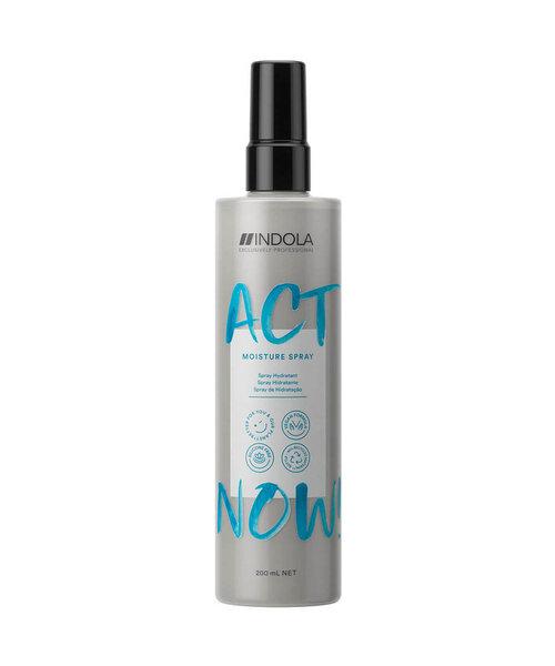 Indola ActNow Moisture Spray - 200ml