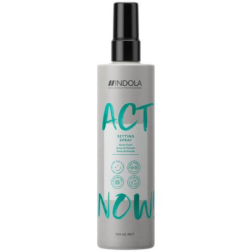 Indola ActNow Setting Spray - 200ml