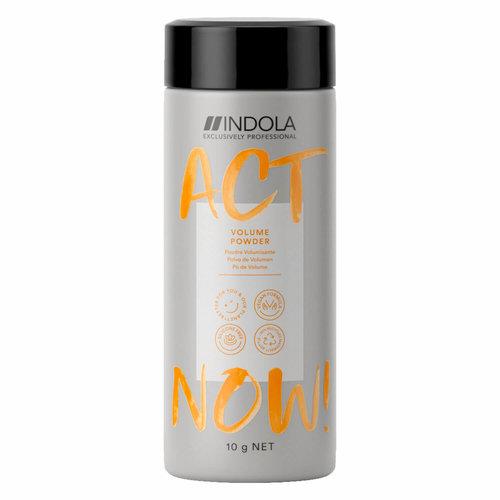 Indola ActNow Volume Powder - 10gr.