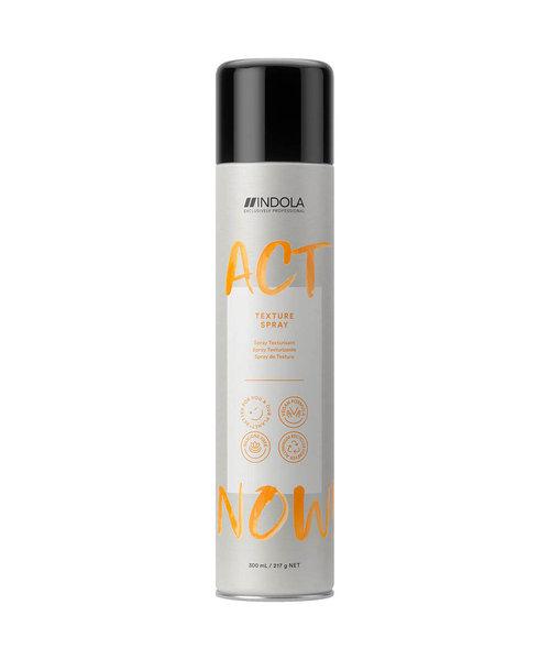 Indola ActNow Texture Spray - 300ml