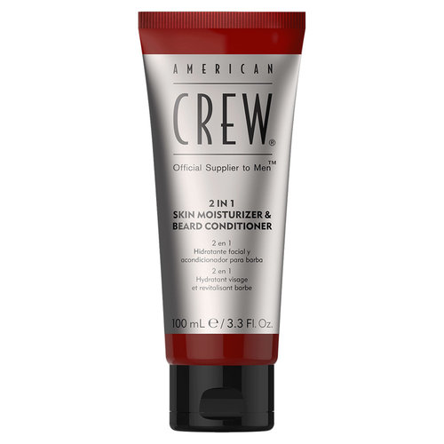 American Crew 2-1 Skin Moisturizer & Beard Conditioner - 100ml