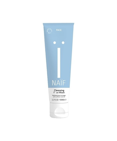 Naïf Face Cleansing Face Wash - 100ml