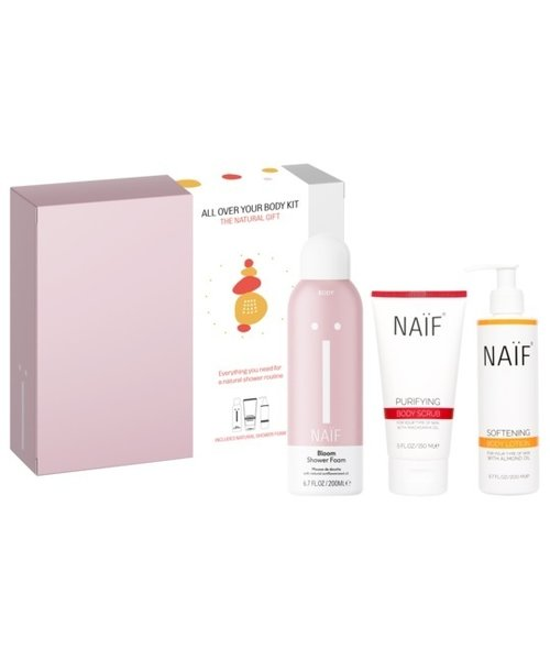 Naïf All Over Your Body Kit Set