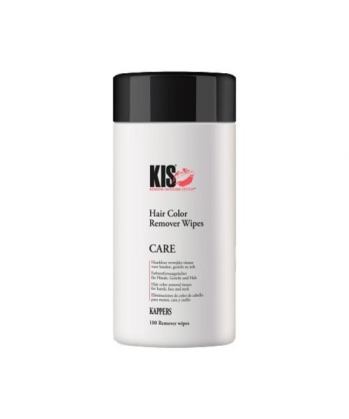 KIS-Kappers Hair Color Remover Wipes - 100st