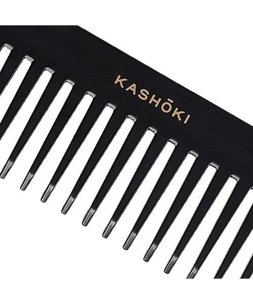KASHŌKI Wide Tooth Detangling Comb Kazuko - Straight