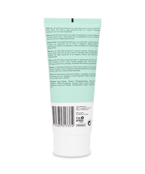 Naïf Face & Body Cooling After Sun - 100ml