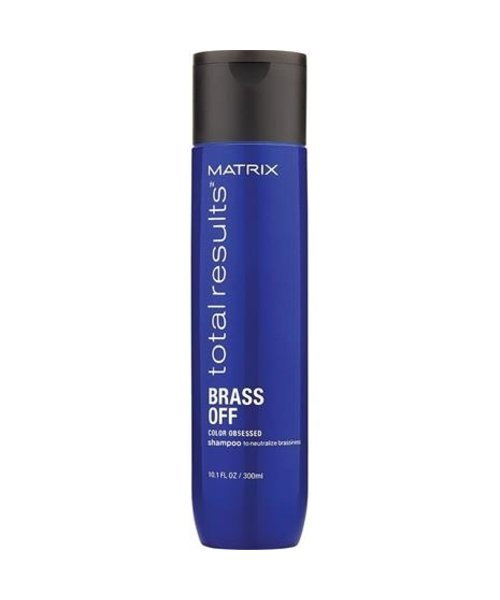 Matrix Total Results Color Obsessed Brass Off Shampoo
