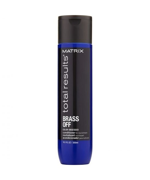 Matrix Total Results Color Obsessed Brass Off Conditioner
