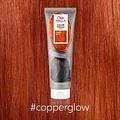 Wella Color Fresh Copper Glow Mask - 150ml