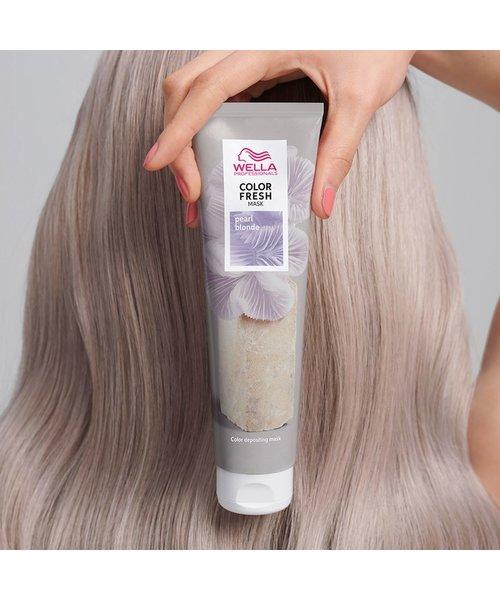 Wella Color Fresh Pearl Blonde Mask - 150ml