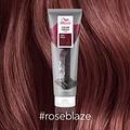Wella Color Fresh Rose Blaze Mask - 150ml