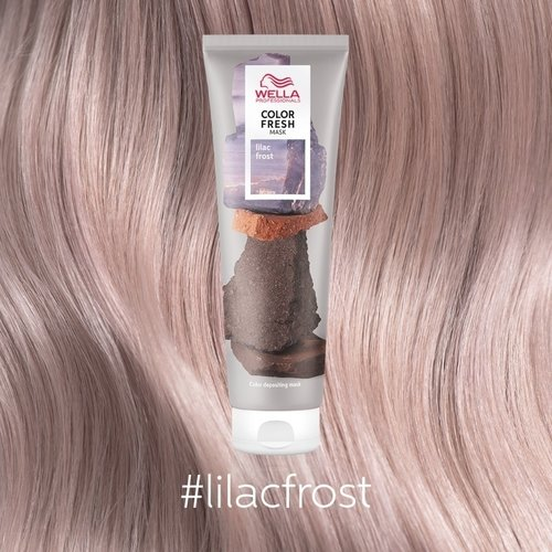 Wella Color Fresh Lilac Frost Mask - 150ml