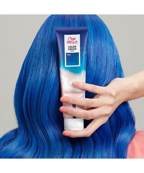 Wella Color Fresh Blue Mask - 150ml