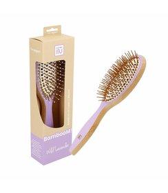 Detangler Hairbrush - Wild Lavender
