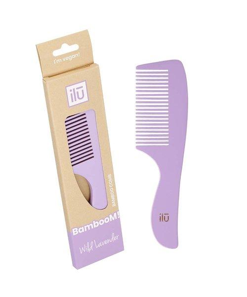 Bamboom Detangling Wild Lavender Detangling Comb