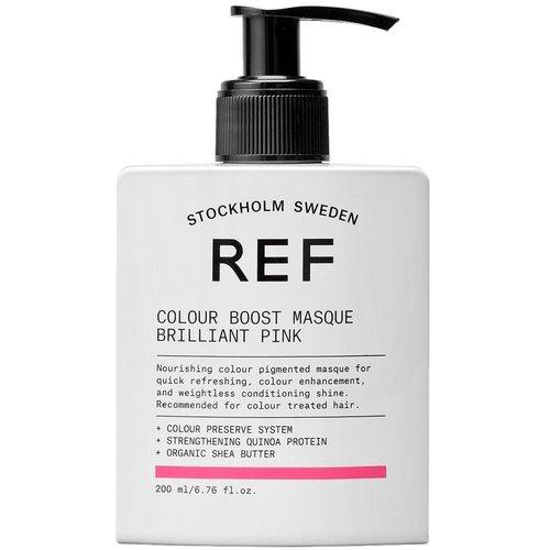REF Colour Boost Brilliant Pink Masque - 200ml