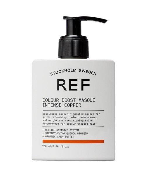 REF Colour Boost Intense Copper Masque - 200ml