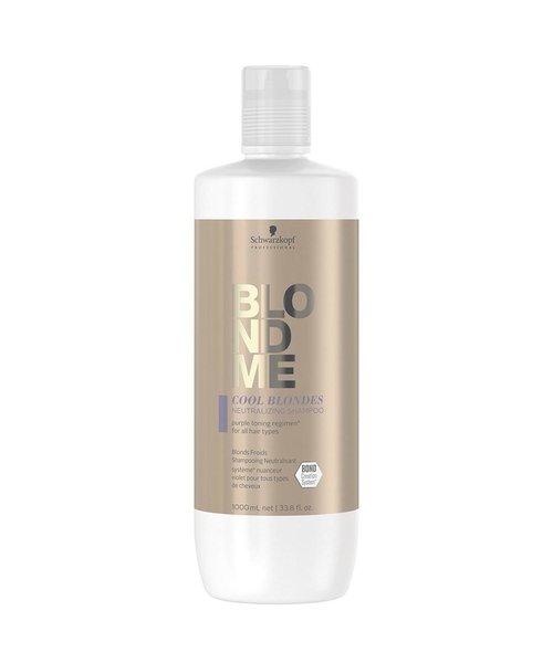Schwarzkopf Blond Me Cool Blondes Neutralizing Shampoo