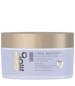 Blond Me Cool Mask