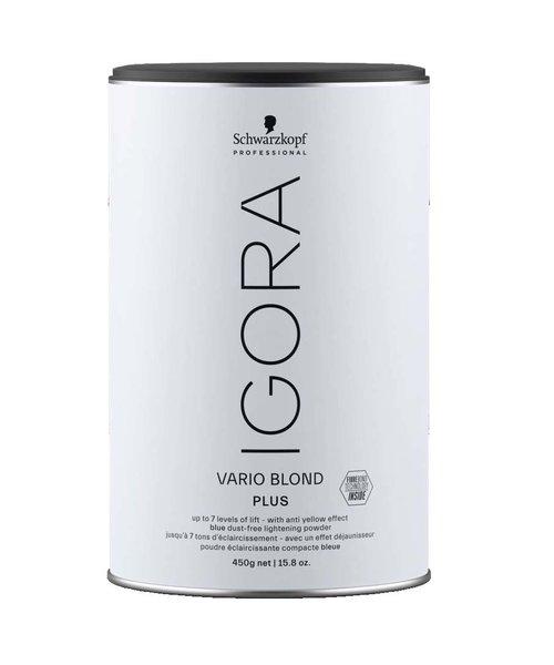 Schwarzkopf Igora Vario Blond Plus Blondeerpoeder - 450gr