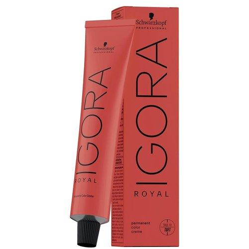 Schwarzkopf Igora Royal Color Cream - 60ml