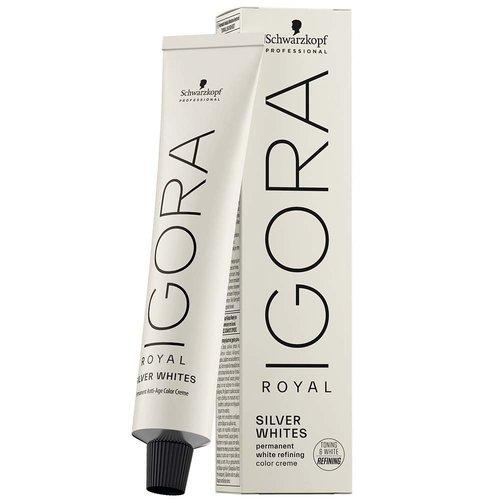 Schwarzkopf Igora Royal Silverwhites Color Creme - 60ml