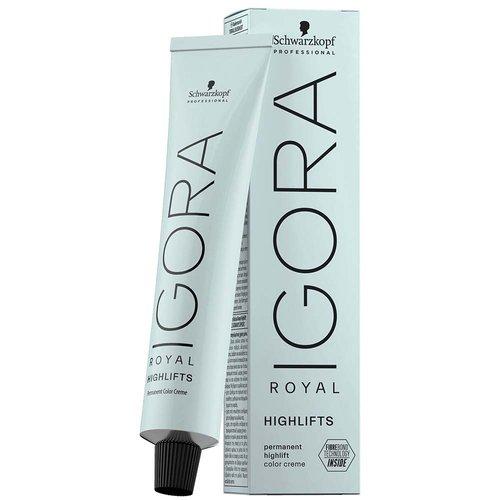 Schwarzkopf Igora Royal Highlifts Color Cream - 60ml