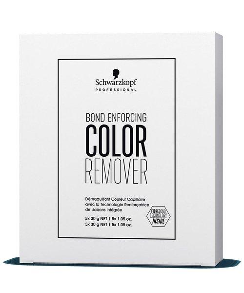 Schwarzkopf Bond Enforcing Color Remover - 10x30gr.