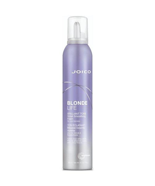 Joico Blonde Life Violet Smoothing Foam