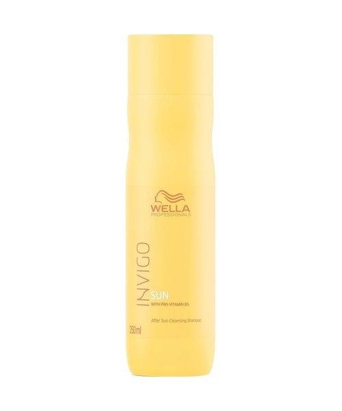 Wella Invigo After Sun Cleansing Shampoo - 250ml