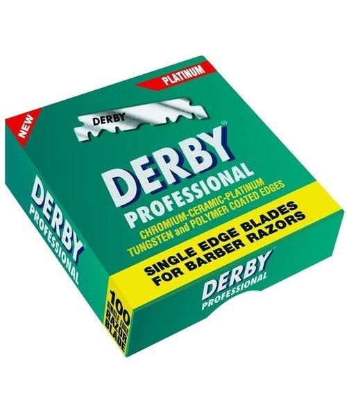 Derby Professional Single Edge Blades -100 st