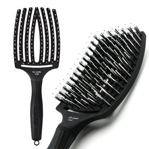 Olivia Garden Finger Brush Combo Large Haarborstel