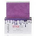 Styletek Voorgevouwen 5x11 Paarse Pop Up Folie - 500st