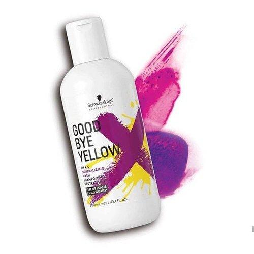 Schwarzkopf Goodbye Yellow Zilvershampoo