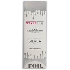 XL Aluminium Folie - Zilver