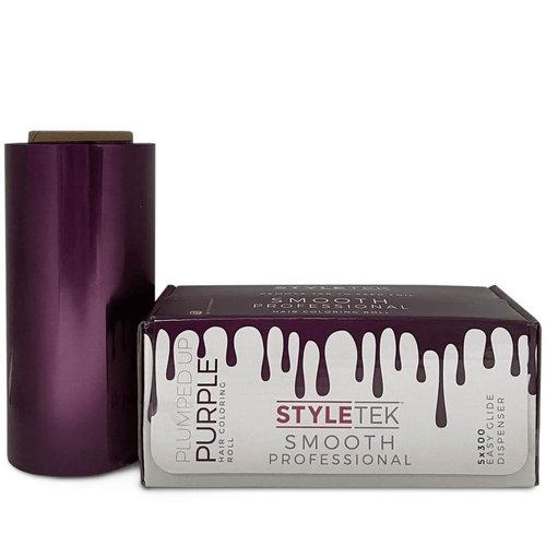 Styletek Plumped Up Purple Smooth Folie Rol - 100M